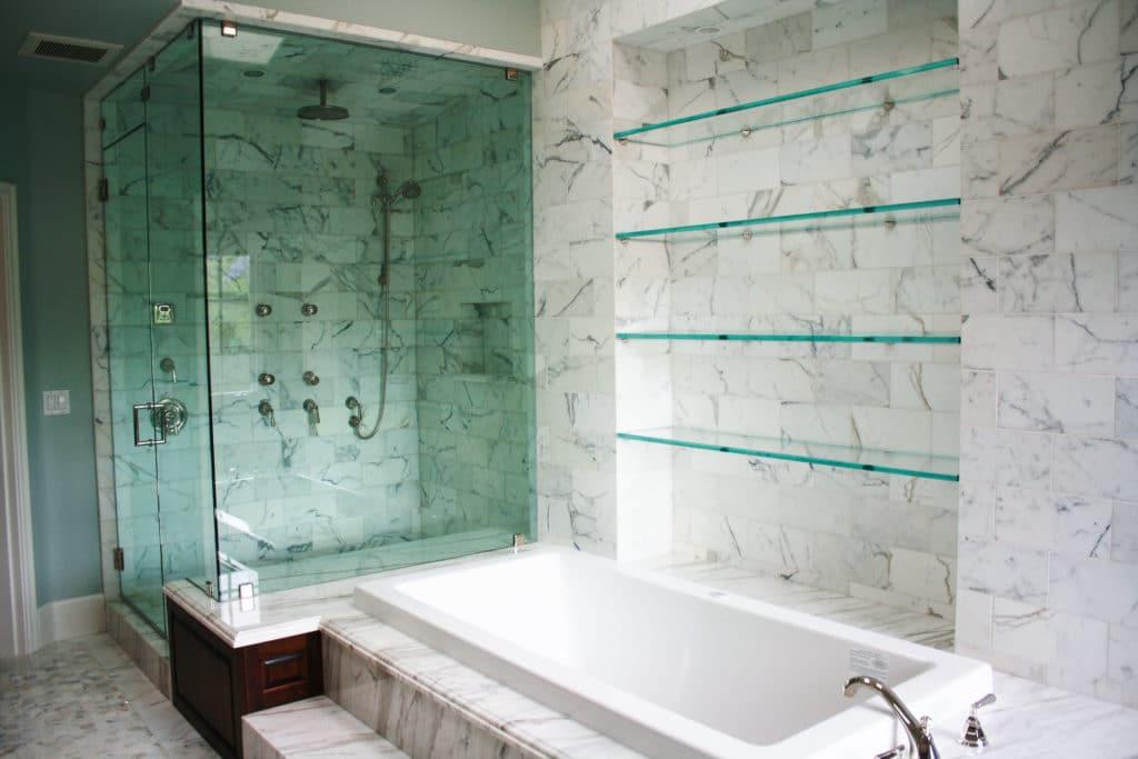 Select Builders Bathroom Remodeling